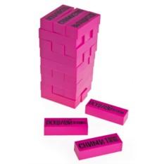 Настольная игра для взрослых Дерзкая Дженга - Башня любви