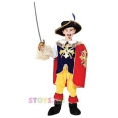 Карнавальный костюм мушкетера д'Артаньяна