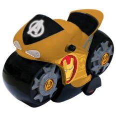 Инерционный мотоцикл Мстители Yellow