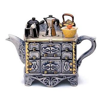 Чудесный чайник «Французский завтрак»