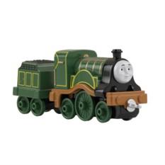 Машинка Thomas&Friends Паровозик Эмили с прицепом Mattel