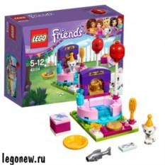 Конструктор Lego Friends День рождения: салон красоты