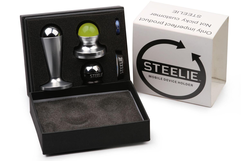 Набор магнитных держателей Steelie для телефона и планшета