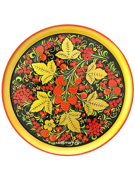 Тарелка-панно Ягодная полянка
