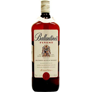 Ballantine's. Finest Scotch Whisky