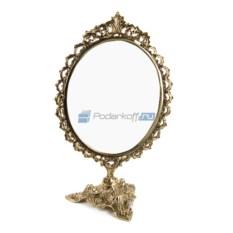 Зеркало из бронзы Анжелика