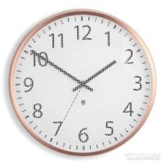 Медные настенные часы Рerftime