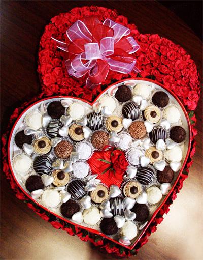 Шоколадный набор «Heart»