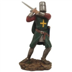 Декоративная статуэтка Рыцарь с мечом