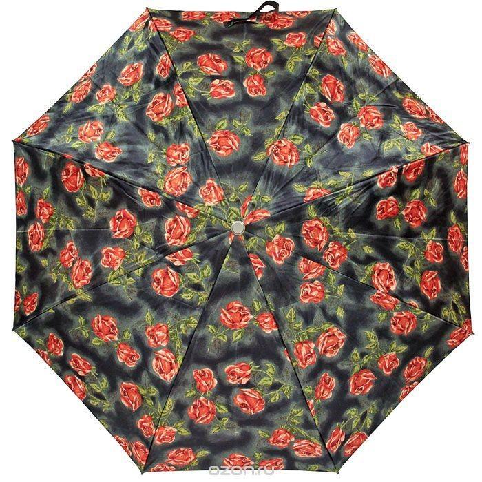 Зонт-автомат 3 сложения Edmins
