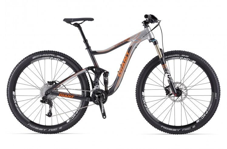 Велосипед Giant Trance 29 (2014)