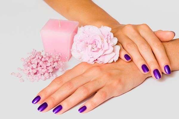 Сертификат Покрытие ногтей цветным лак-гелем Shellac/Irisk»