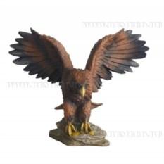 Декоративная фигурка Орел на камне