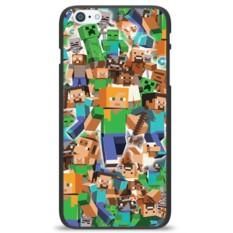Чехол на телефон Minecraft