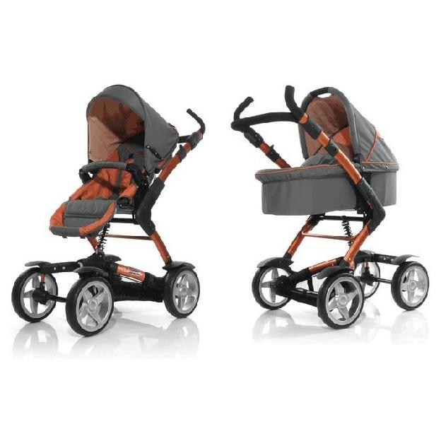 Детская коляска 2 в 1 JETEM 4-Tec