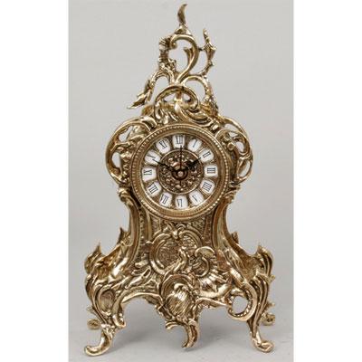 Часы  настольные из бронзы «С орлом» Virtus