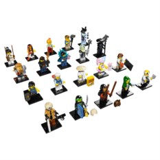 Конструктор Lego Minifigures Минифигурки-3