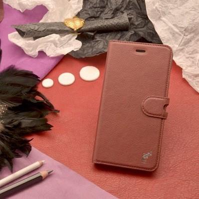 Чехол-книжка для iPhone 6 Plus/6S Plus «Кошачий геккон»