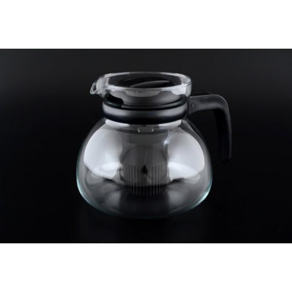 12081 Заварочный чайник 1500 мл Симакс (жаропрочный)