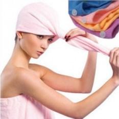 Шапочки-полотенце для волос Turbie Twist