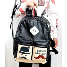 Стильный рюкзак Усы