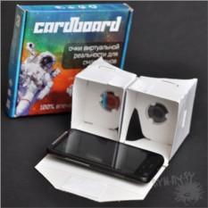 Картонные очки виртуальной реальности VRstore Cardboard Hit