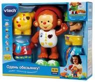 Игра Одень обезьянку, Vtech