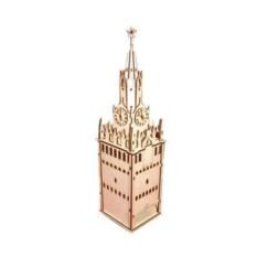 Деревянный конструктор Кремль