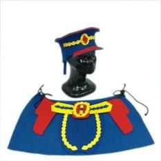 Комплект для сауны Полицейский