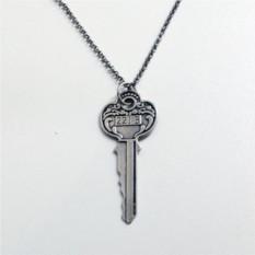 Кулон-ключ 221B