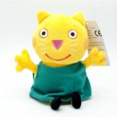 Мягкая игрушка Свинка Пеппа Киска Кэнди