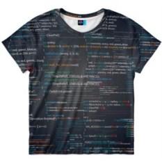 Детская футболка Программирование