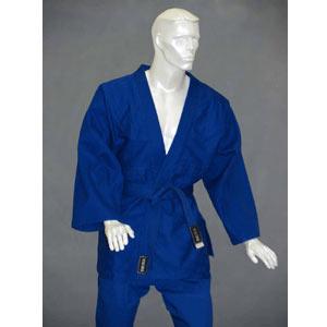 Кимоно для дзюдо синее BESTVIK