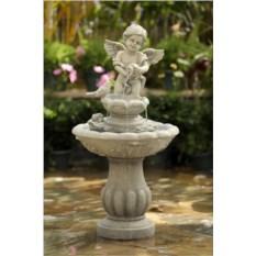 Садовый фонтан Ангел