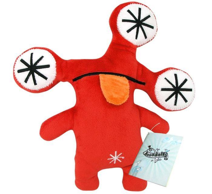 Плюшевая игрушка Dooodolls Doo Third Eye