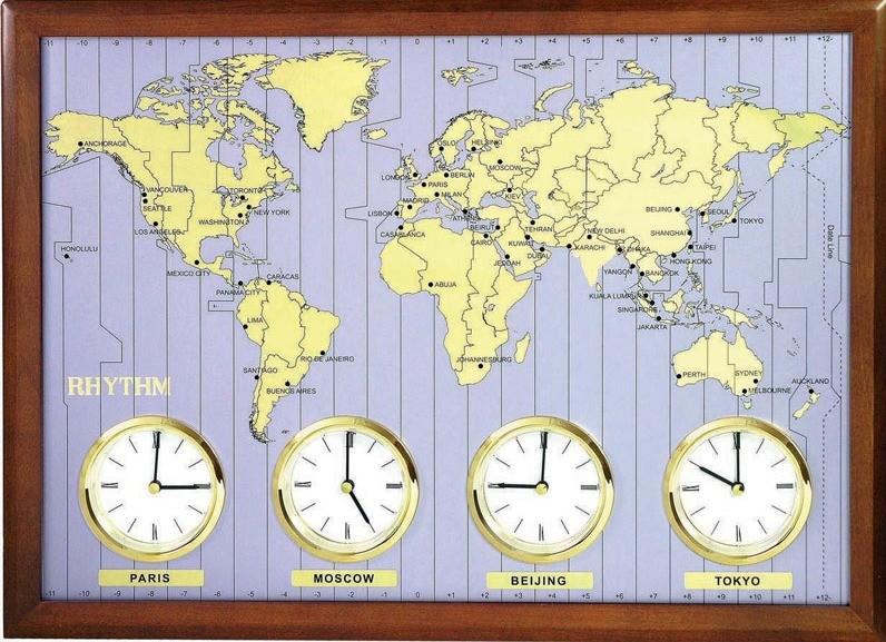Настенные часы CMW902NR06