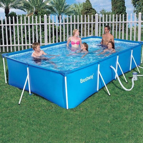 Бассейн Bestway Family Splash Frame Pool
