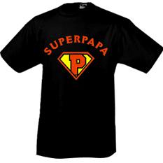 Футболка SUPER PAPA