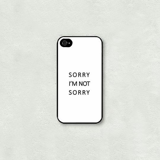 Чехол для телефона iPhone 6, 6S Sorry