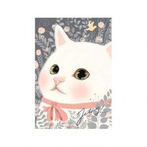 Почтовая открытка Choo Choo - Ribbon