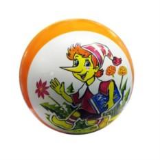 Детский резиновый мяч 20 см
