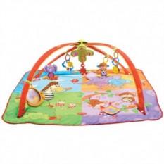 Развивающий коврик Разноцветное сафари (Tiny Love)