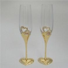Свадебные бокалы, объем 250 мл