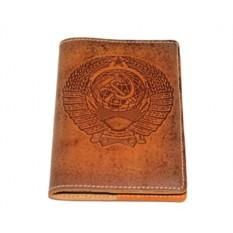 Обложка на паспорт Герб СССР