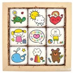 Большой набор печенья Спасибо воспитателям!