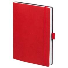 Недатированный ежедневник Flex Brand (красный)
