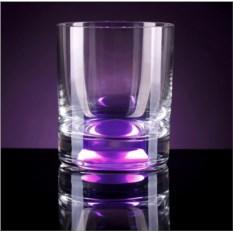 Фиолетовый светящийся бокал Glasshine shortdrink