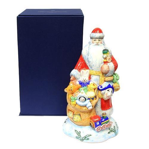 Фигура Дед Мороз с подарками