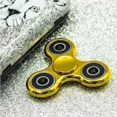 Золотой фиджет спиннер Metalic