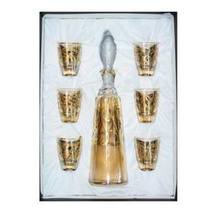 Подарочный набор для ликёра и водки
